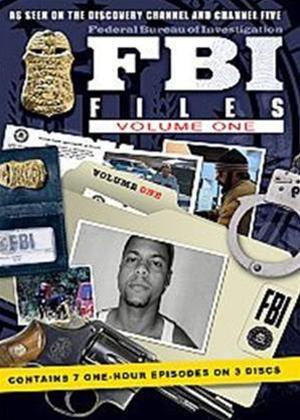 Rent The F.B.I. Files: Vol.1 Online DVD Rental