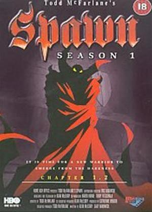 Rent Todd McFarlane's Spawn: Series 1: Vol.2 Online DVD Rental