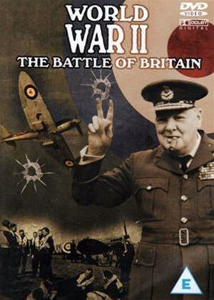 Rent The World at War: Battle of Britain Online DVD Rental