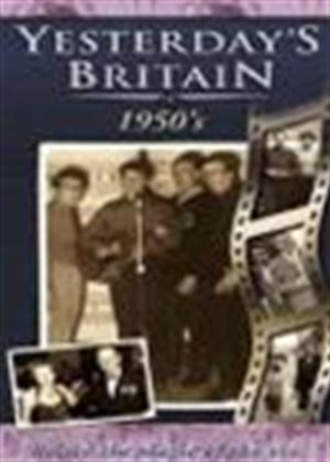 Rent Yesterday's Britain: 50s Online DVD Rental