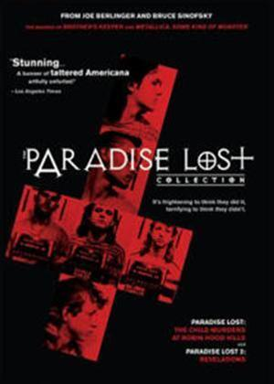 Rent Paradise Lost: One and Two Online DVD Rental