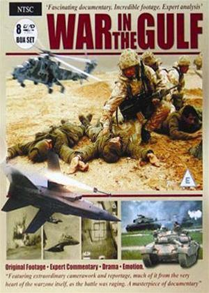 War in the Gulf Online DVD Rental