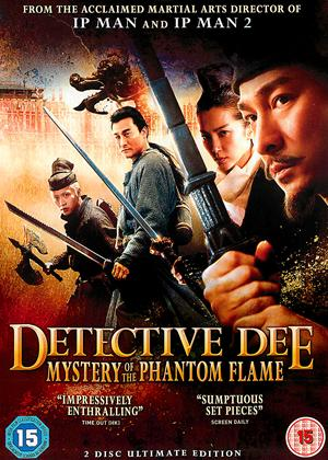 Rent Detective Dee: Mystery of the Phantom Flame (aka Di Renjie) Online DVD Rental