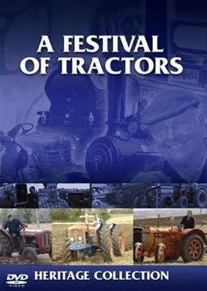 Rent Heritage: A Festival of Tractors Online DVD Rental