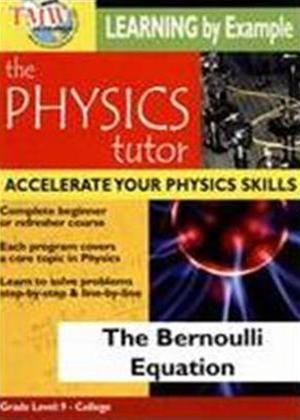 Rent Physics Tutor: The Bernoulli Equation Online DVD Rental