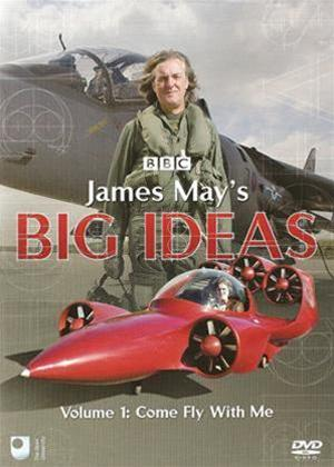 Rent James May's Big Ideas: Come Fly with Me Online DVD Rental