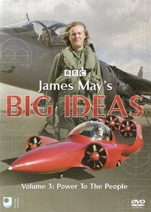 Rent James May's Big Ideas: Power to the People Online DVD Rental