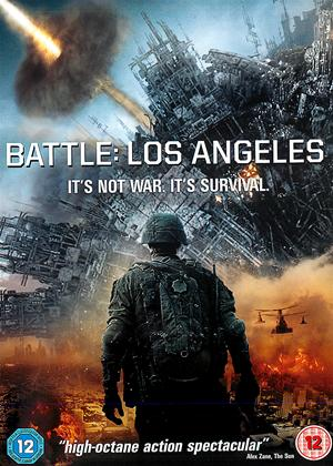 Rent Battle Los Angeles Online DVD Rental