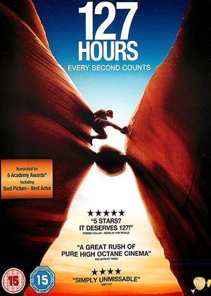 Rent 127 Hours Online DVD Rental