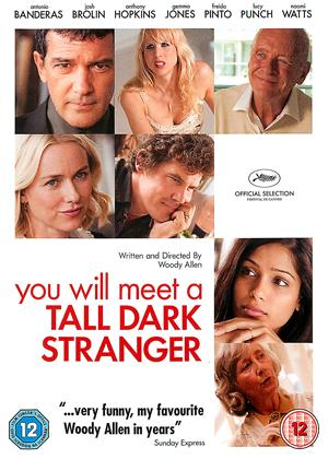 You Will Meet a Tall Dark Stranger Online DVD Rental