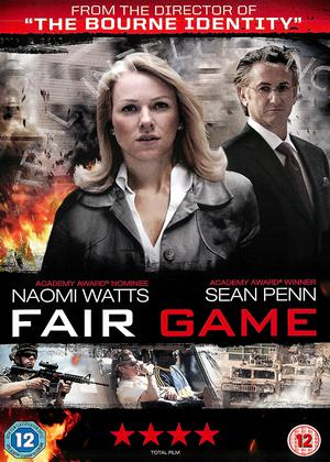 Rent Fair Game Online DVD Rental