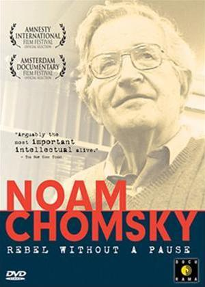 Rent Noam Chomsky: Rebel Without a Pause Online DVD Rental