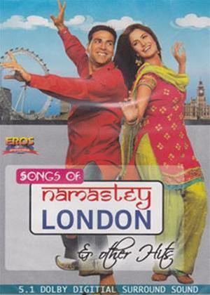 Songs of Namastey London and Other Hits Online DVD Rental