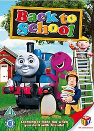 Hit Favourites Back to School Online DVD Rental