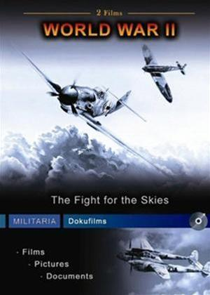 Rent World War II: The Fight for The Skies Online DVD Rental