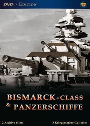 Rent Bismarck: Class and Panzerschiffe Online DVD Rental