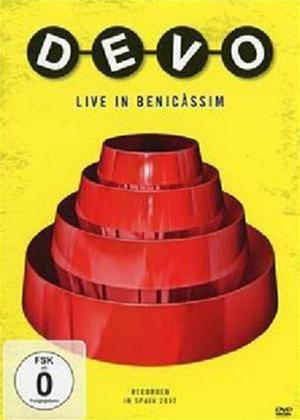 Rent Devo: Live in Benicassim Online DVD Rental