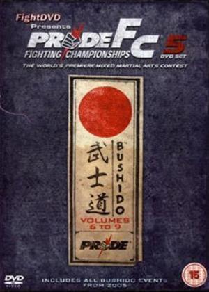 Rent Pride Bushido 6-9 Online DVD Rental