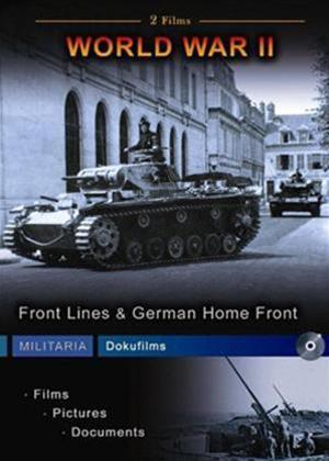 Rent World War II: Lines and German Home Front Online DVD Rental