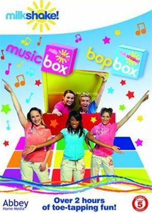 Milkshake Music Box: Bop Box Online DVD Rental