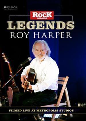 Rent Classic Rock Legends: Roy Harper Online DVD Rental