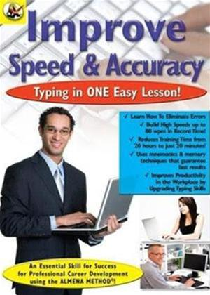 Rent Improve Speed and Accuracy: Typing in One Easy Lesson Online DVD Rental
