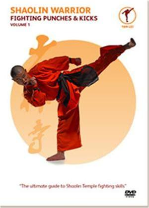 Shaolin Warrior: Fighting Punches and Kicks: Vol.1 Online DVD Rental