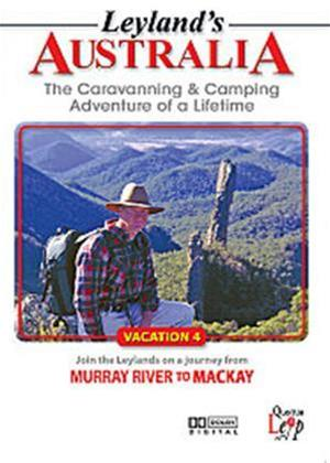 Leylands Australia: Camping and Caravaning Vacation 4 Online DVD Rental