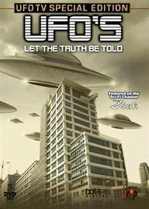 UFOs: Let the Truth Be Told Online DVD Rental
