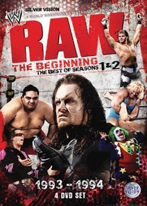 Rent Raw: The Beginning: Series 1 and 2 Online DVD Rental