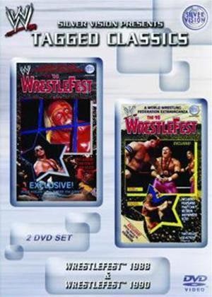 Rent 88 Wrestlefest / 90 Wrestlefest Online DVD Rental