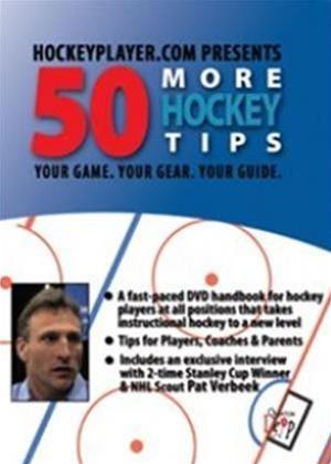 Rent 50 More Ice Hockey Tips Online DVD Rental