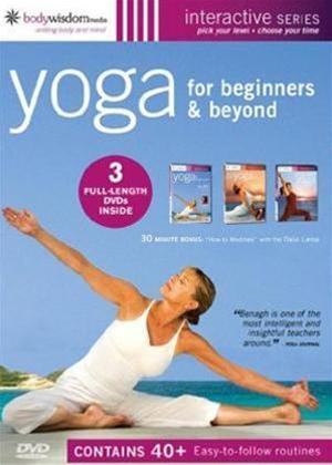 Yoga for Beginners and Beyond Online DVD Rental
