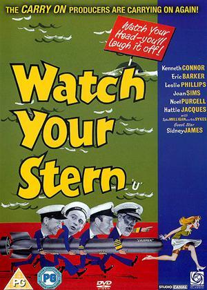 Rent Watch Your Stern Online DVD Rental