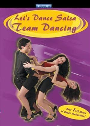 Let's Dance Salsa: Team Dancing Online DVD Rental