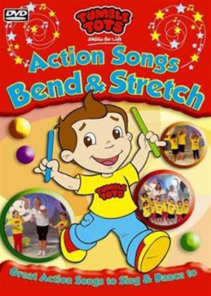 Tumble Tots: Action Songs: Bend and Stretch Online DVD Rental