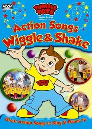 Rent Tumble Tots: Action Songs: Wiggle and Shake Online DVD Rental