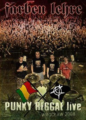 Farben Lehre: Punky Reggae Live Online DVD Rental