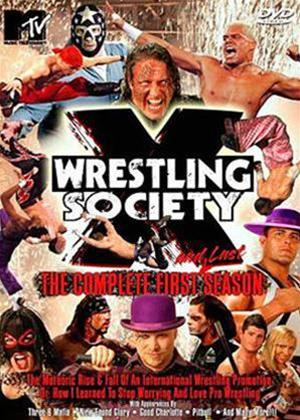 Rent Wrestling Society X: Vol.2 Online DVD Rental