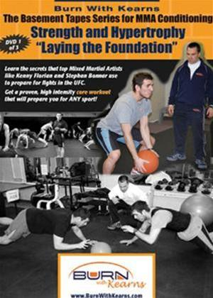 Basement Tapes Series for MMA Conditioning: Strength Online DVD Rental