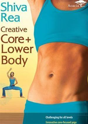 Shiva Rea: Creative Core and Lower Body Online DVD Rental