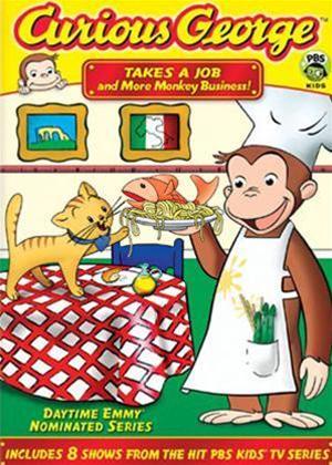 Rent Curious George: Vol.3 Online DVD Rental
