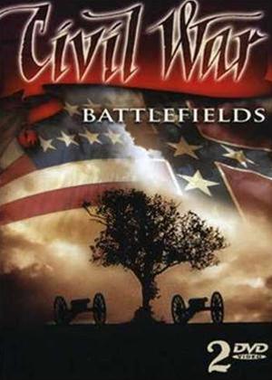 US Civil War Battlefields Online DVD Rental