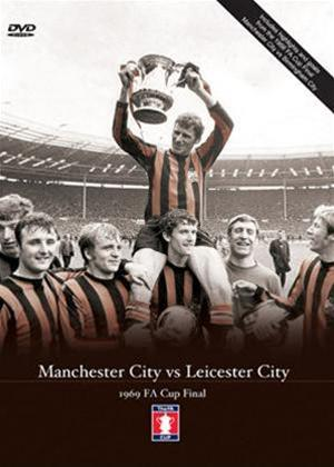 Manchester City: 1969 F.A. Cup Final Online DVD Rental