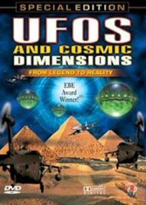 Ufos and Cosmic Dimensions: From Legend to Reality Online DVD Rental