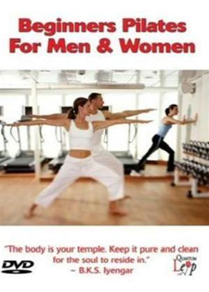 Beginner's Pilates for Men and Women Online DVD Rental