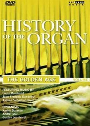 Rent History of the Organ: The Golden Age Online DVD Rental