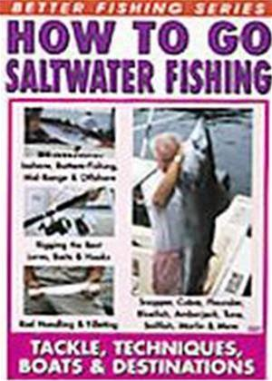 How to Go Saltwater Fishing Online DVD Rental