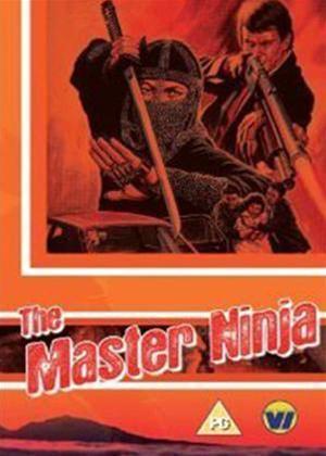 Rent The Master Ninja: Vol.1 Online DVD Rental