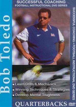 Successful Coaching American Football: Quarterbacks Online DVD Rental
